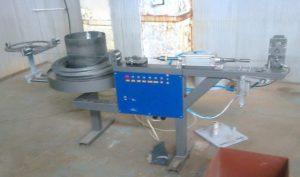 Станки серии GSN-HPD для 2D гибки проволоки Ф 2 – 4 мм