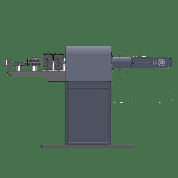 Станки серии GSN-3D-CNC для 3D гибки проволоки Ф 2 – 6(8) мм ЧПУ + панель оператора