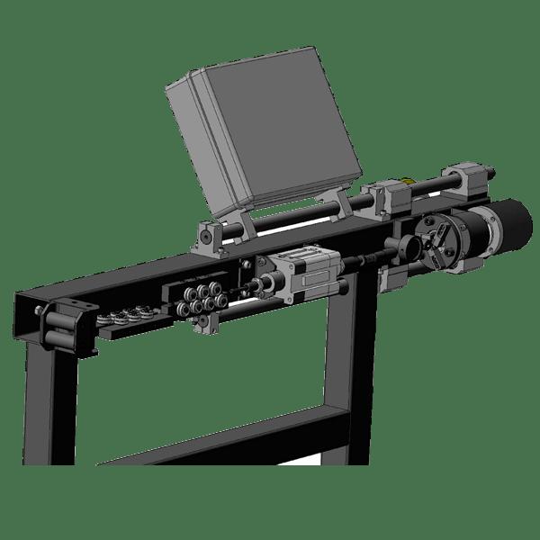 Станки для правки, торцовки и отрезки проволоки Ф 2 – 10 мм