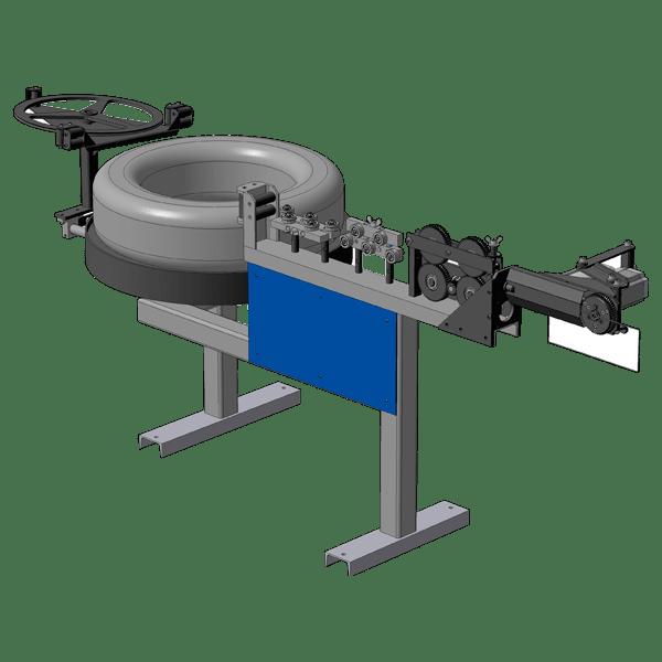 Станки серии GSN-HSS для 2D гибки проволоки Ф 2 – 4 мм